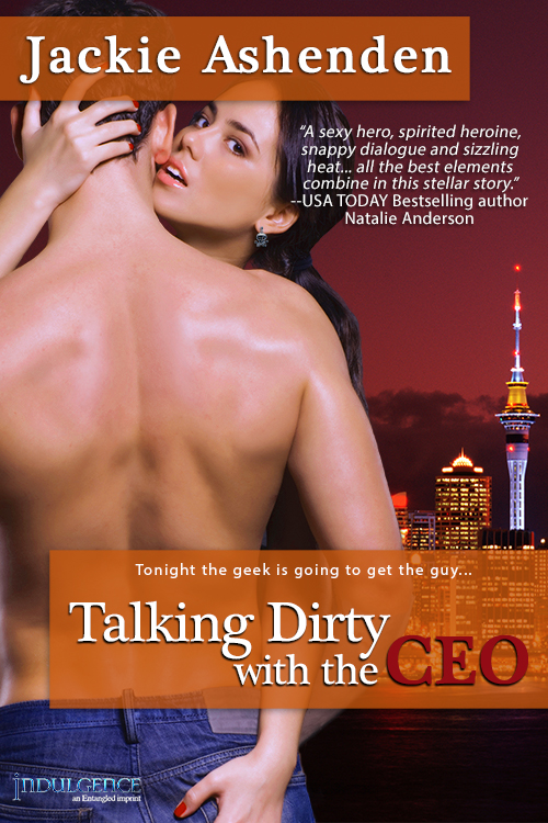 Talking Dirty with the CEO cover